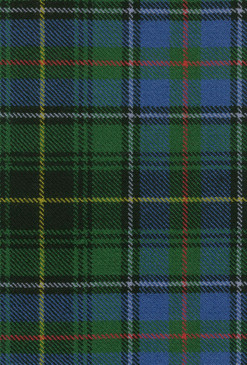 MacInnes Htg Ancient Tartan Fabric Swatch