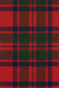 MacIntosh Clan Modern Tartan Fabric Swatch