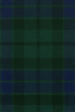 MacKay Modern Tartan Fabric Swatch