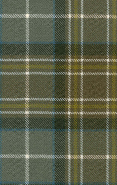 MacKellar Weathered Tartan Fabric Swatch