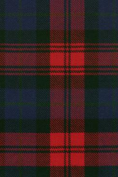 MacLachlan Modern Tartan Fabric Swatch