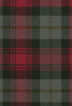 MacLachlan Weathered Tartan Fabric Swatch