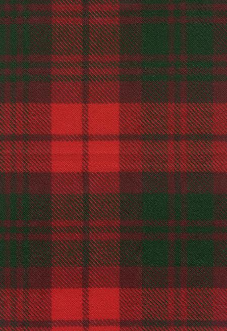 MacNab Modern Tartan Fabric Swatch