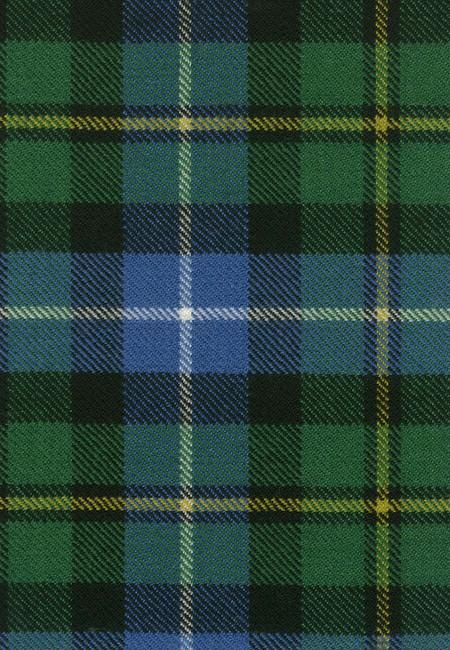 MacNeil Barra Ancient Tartan Fabric Swatch