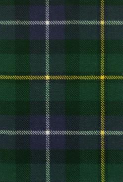 MacNeil Barra Modern Tartan Fabric Swatch