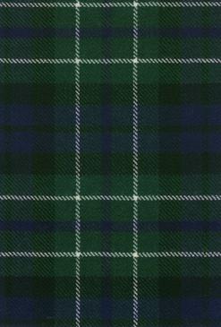 MacNeil Colonsay Modern Tartan Fabric Swatch