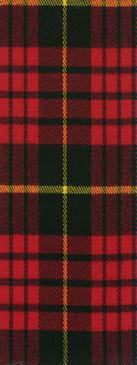 MacQueen Modern Tartan Fabric Swatch