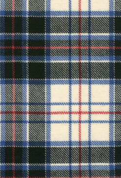 MacRae Dress Modern Tartan Fabric Swatch