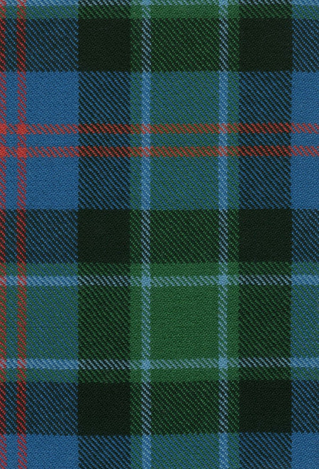 MacTaggart Ancient Tartan Fabric Swatch