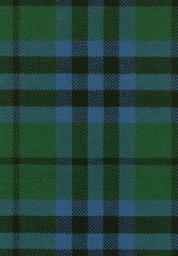 Marshall Ancient Tartan Fabric Swatch