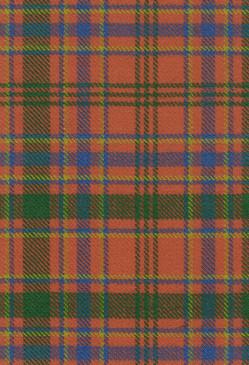Munro Ancient Tartan Fabric Swatch