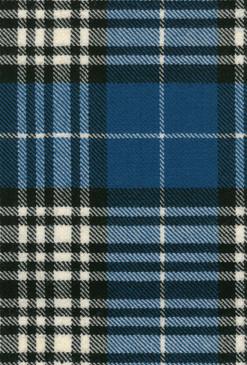 Napier Modern Tartan Fabric Swatch