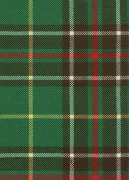 Newfoundland Tartan Fabric Swatch