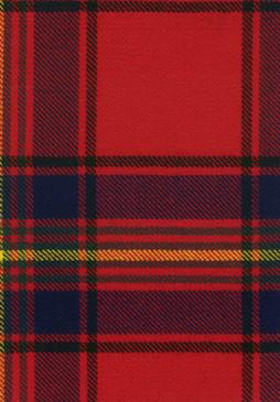 Oliver Tartan Fabric Swatch