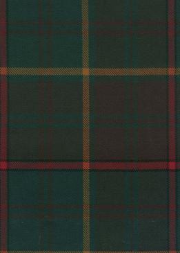 Ontario Tartan Fabric Swatch