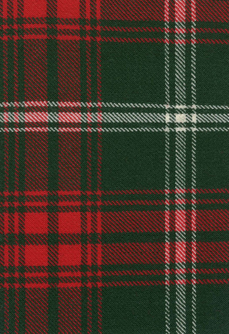 Prince Weatheredales Modern Tartan Fabric Swatch