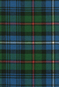 Robertson Htg Ancient Tartan Fabric Swatch