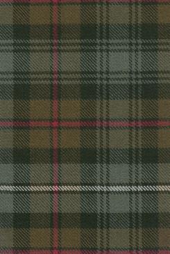 Robertson Htg Weathered Tartan Fabric Swatch