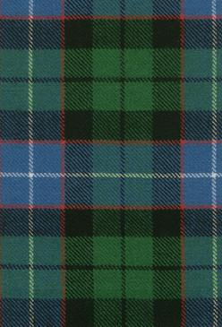 Russell Ancient Tartan Fabric Swatch