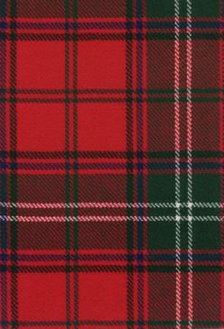 Seton Modern Tartan Fabric Swatch