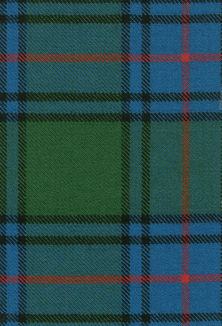 Shaw Ancient Tartan Fabric Swatch