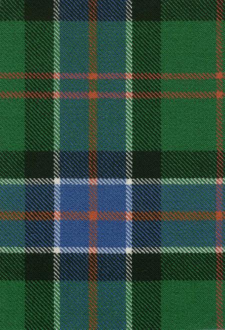 Sinclair Htg Ancient Tartan Fabric Swatch