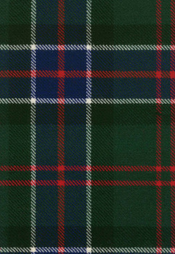 Sinclair Htg Modern Tartan Fabric Swatch