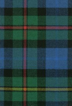 Smith Ancient Tartan Fabric Swatch