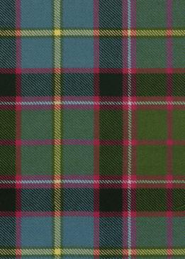 Stirling&Bannockburn Tartan Fabric Swatch