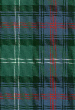 Sutherland Old Ancient Tartan Fabric Swatch