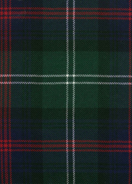 Sutherland Old Modern Tartan Fabric Swatch
