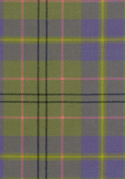 Taylor Ancient Tartan Fabric Swatch