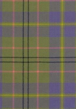 Taylor Ancient Tartan Fabric Swatch