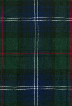 Urquhart Modern Tartan Fabric Swatch