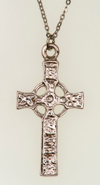 Iona Cross Pendant B