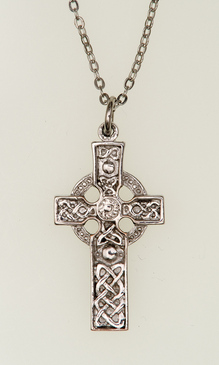 Columba Cross Pendant