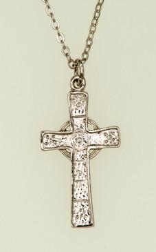 Iona Cross Pendant