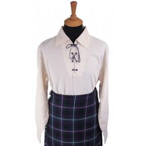 Ghillie Shirt in White