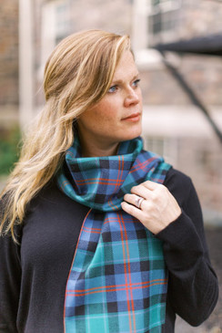 Women's Lightweight Scarf | 500 Tartans