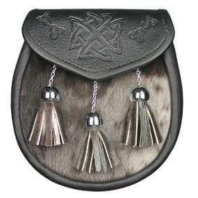 Semi-Dress Sporran Celtic Cross