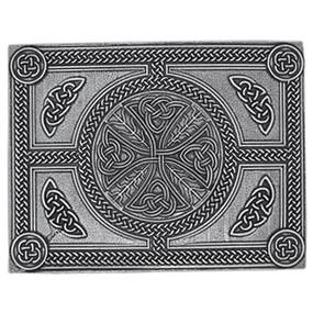 Belt Buckle Celtic Cross