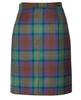 Locharron of Scotland LADIES STRAIGHT SKIRT Lightweight