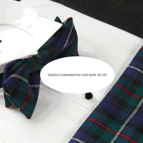 Cummerbund Bow Tie Set