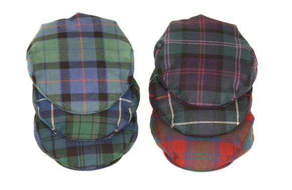 d08db0bd612 Buy Tartan Plaid County Caps