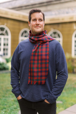 Men's Lightweight  Scarf | 500 Tartans