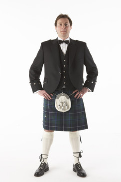 8 Yard Medium Weight Kilt