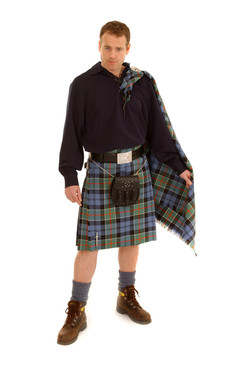5 Yard Medium Weight Kilt