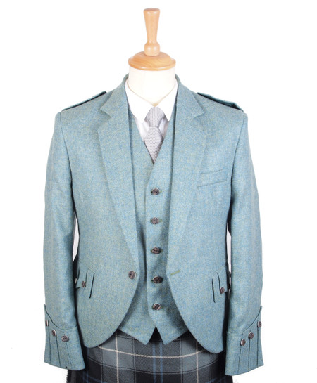 Argyle Tweed Jacket
