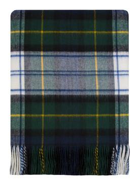 Gordon Dress Modern Lambswool Blanket