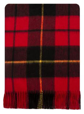 Wallace Modern Lambswool Blanket